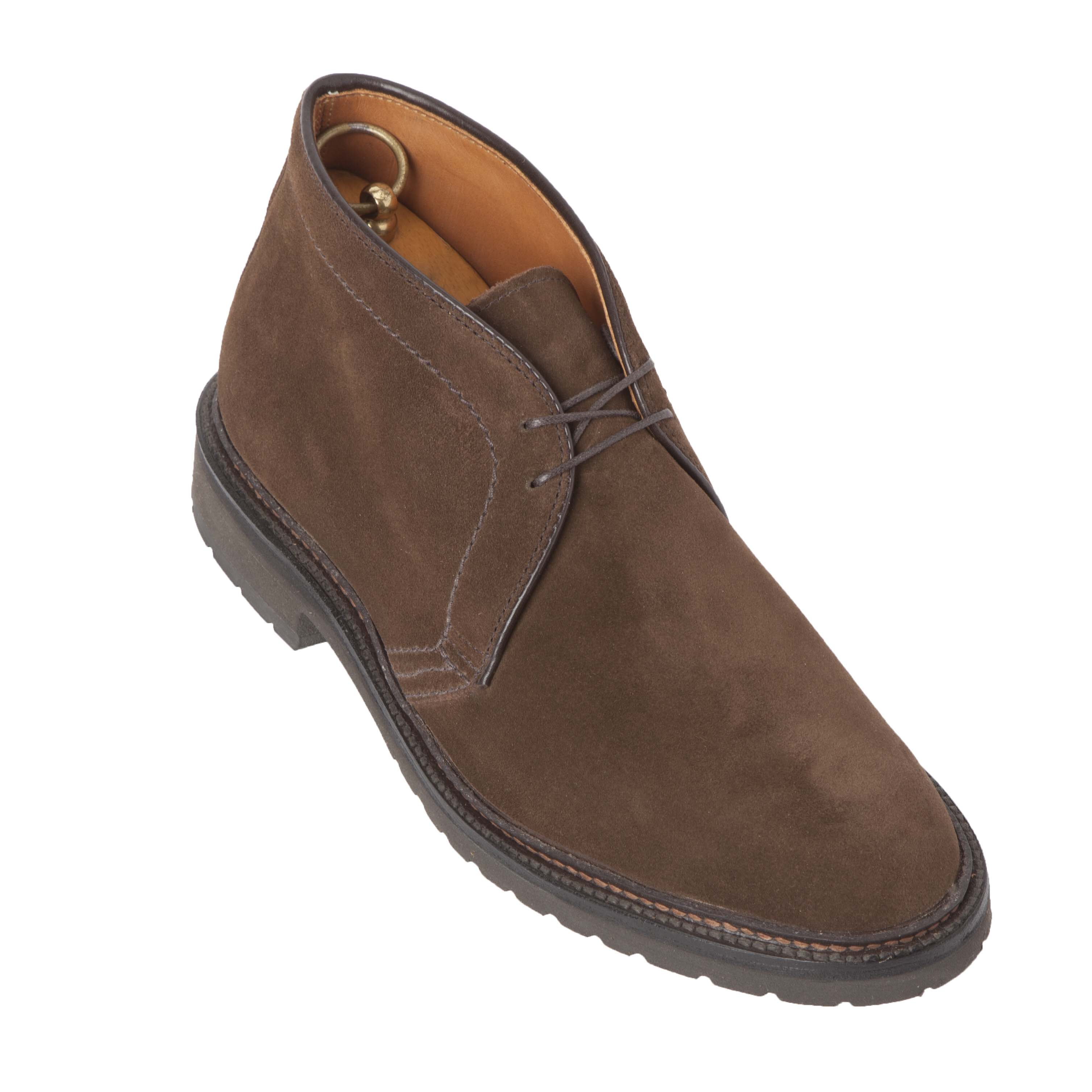 fbd0337ebed Chukka Boot Brown Suede 1273S