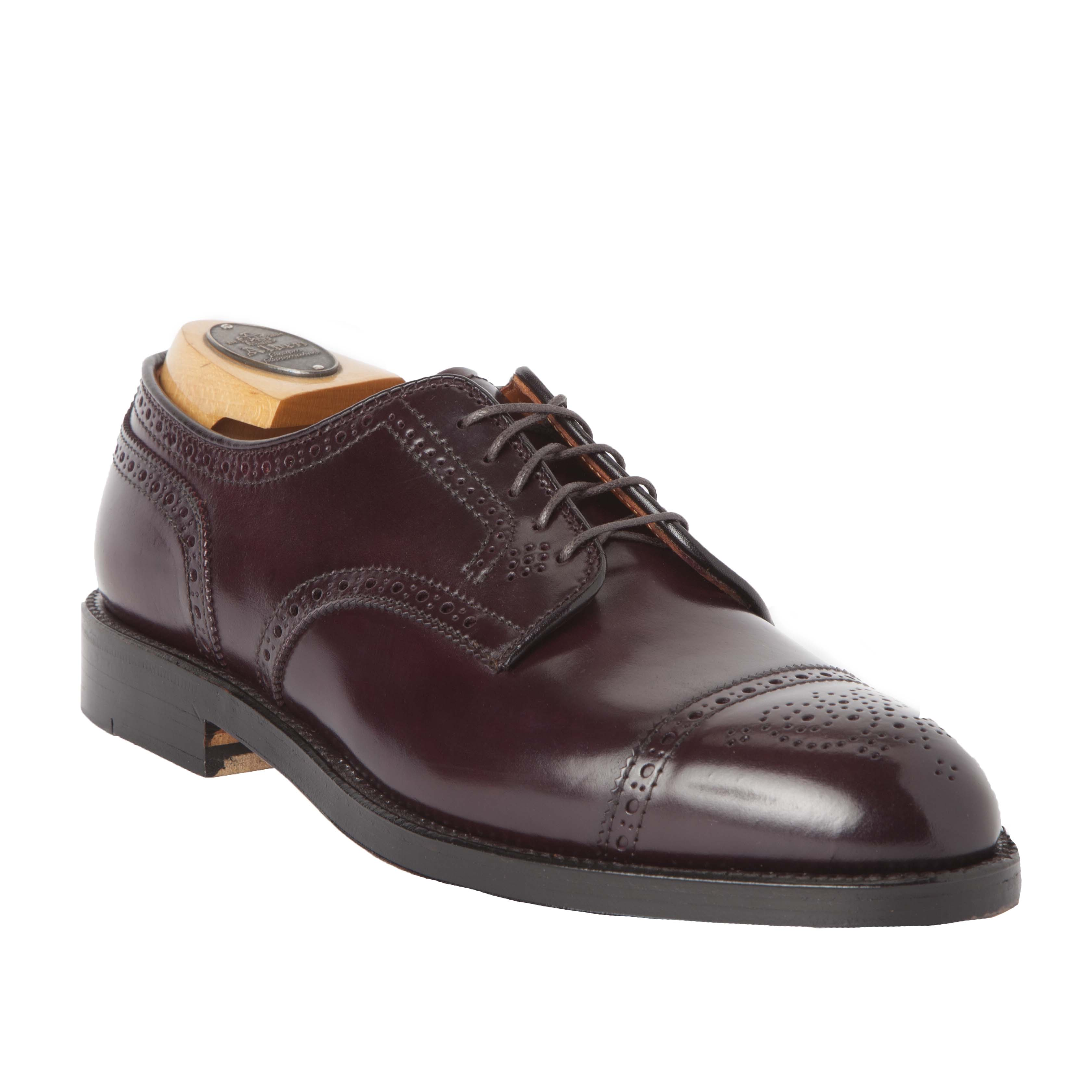 Shell Cordovan Alden Shoes Madison Avenue New York Part 3