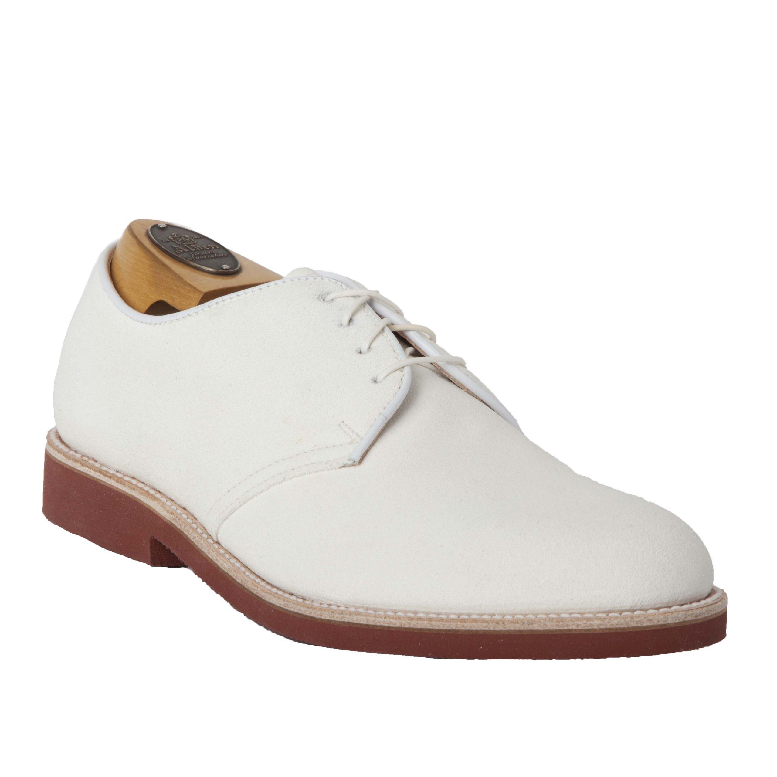 White Buck2635 – Alden Shoes Madison