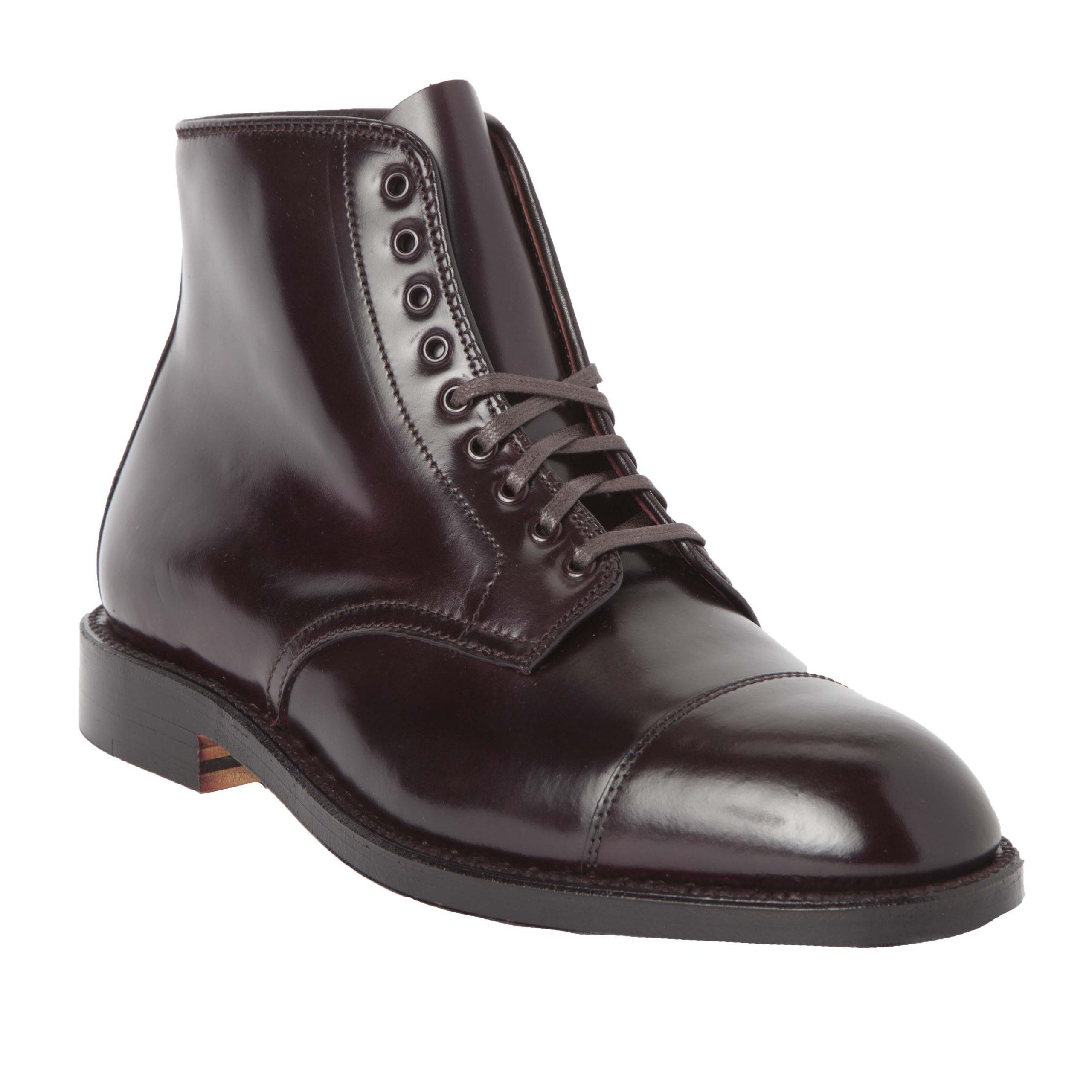 Cap Toe   Alden Shoes Madison Avenue