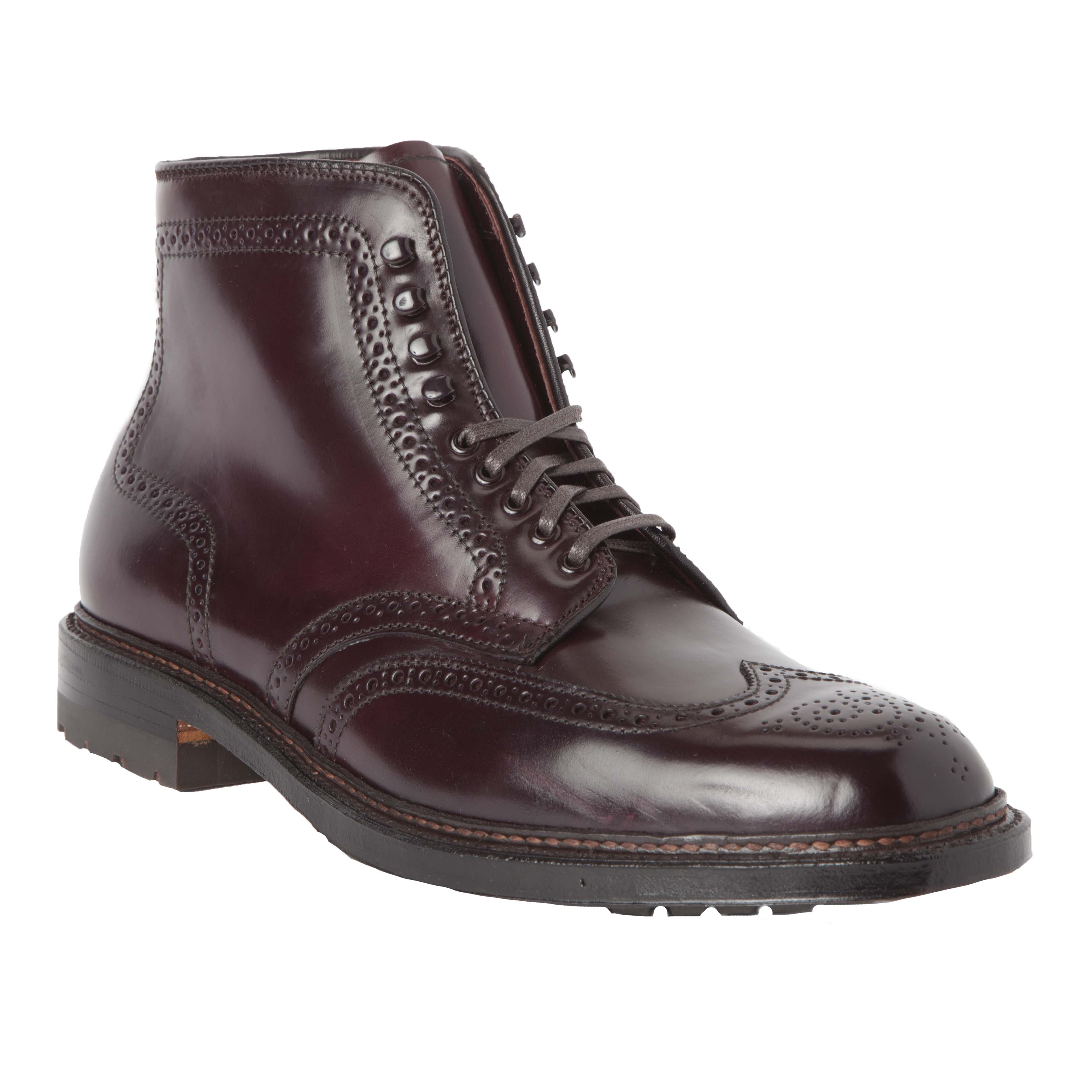 Wing Tip Bootcolor 8 Shell Cordovan4461hc Alden Shoes