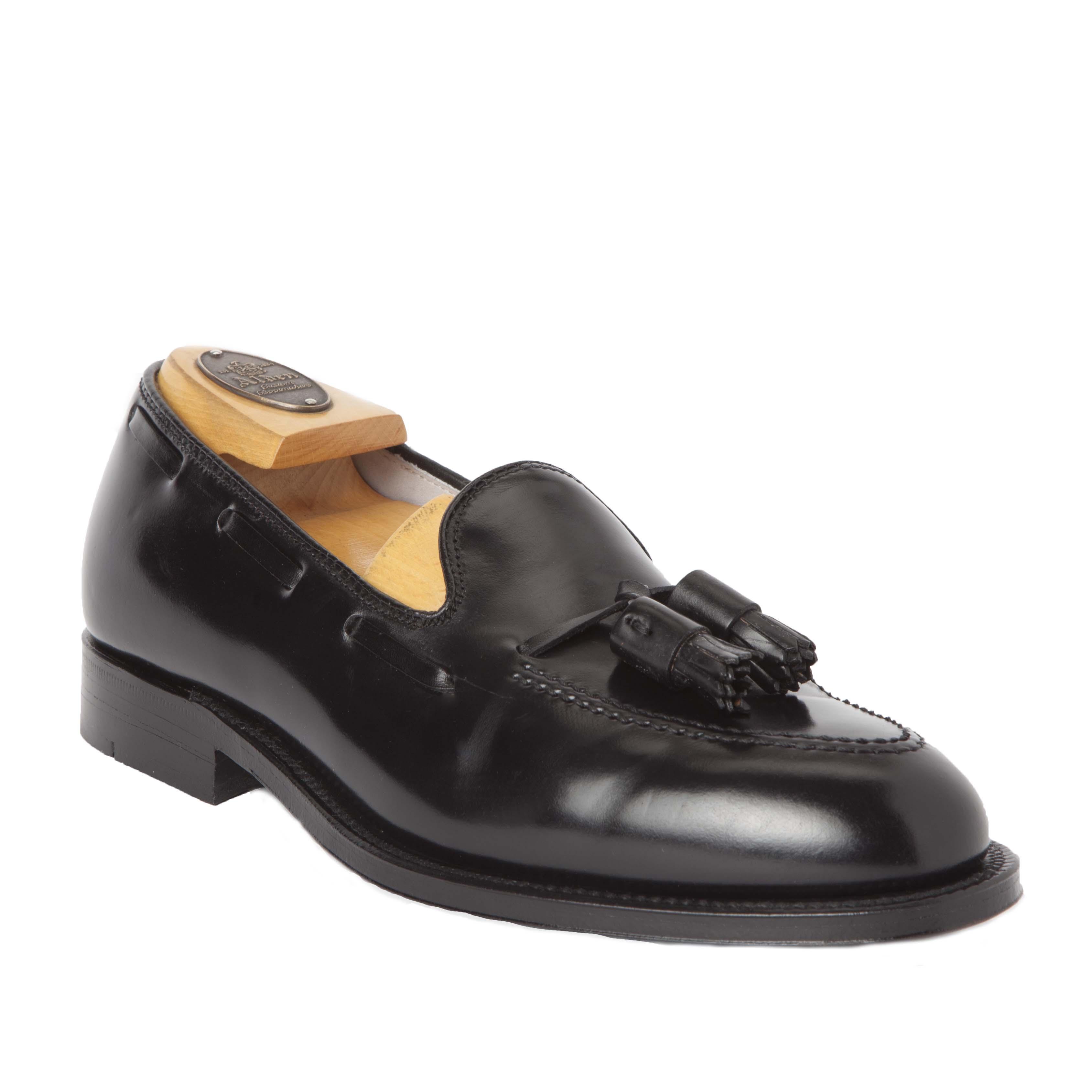 Tassel Loaferblack Shell Cordovan664 Alden Shoes Madison