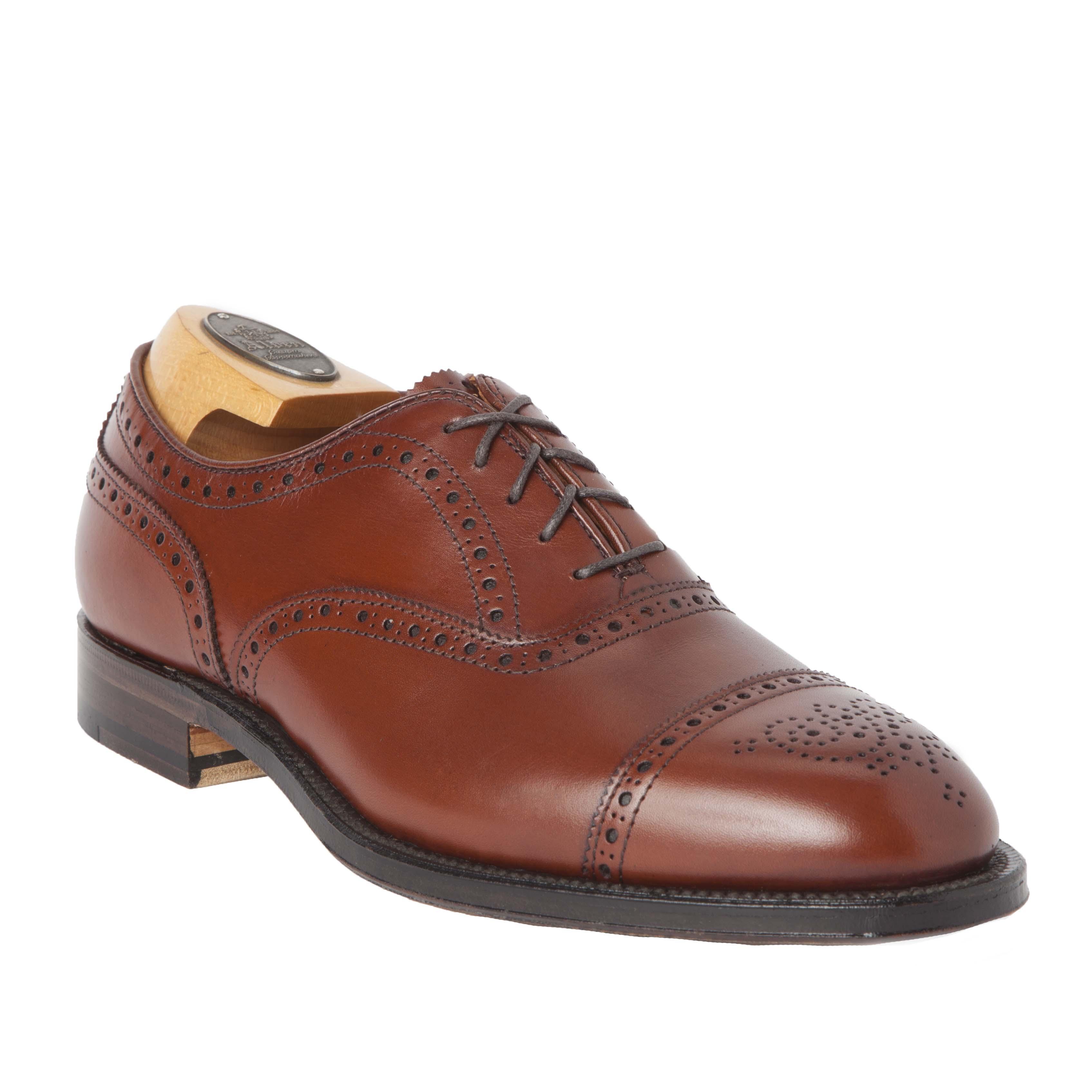 Alden Lace Up Dress Shoe