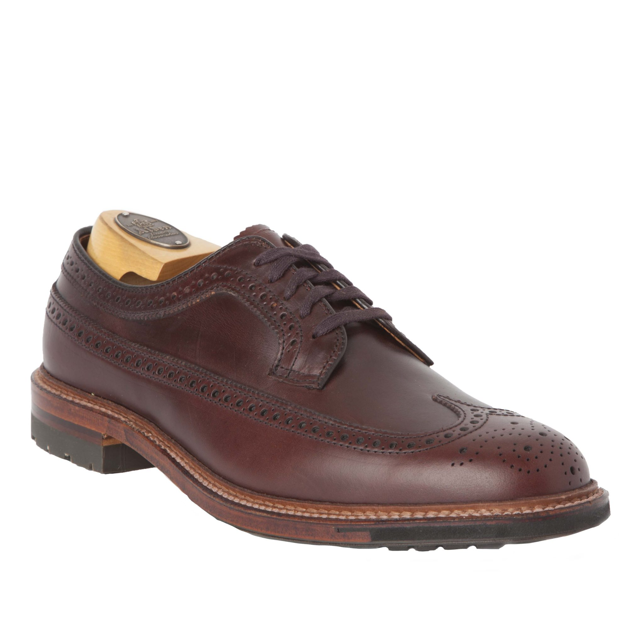 FOOTWEAR - Lace-up shoes Alden IddG7IyBx