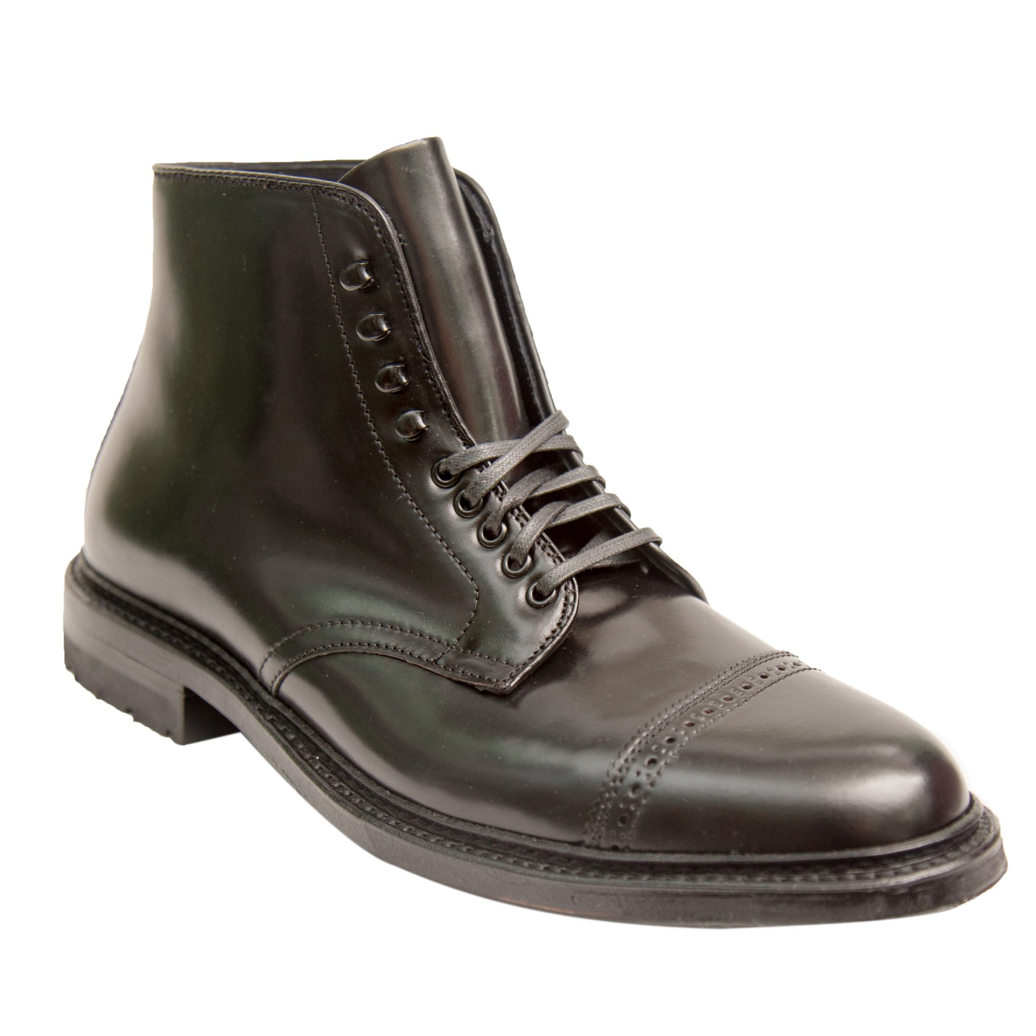 ba520cf3d91 Jumper Boot Black Shell Cordovan D7843HC