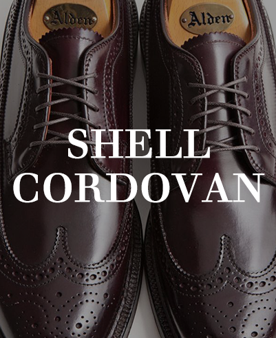 Alden Madison Shell Cordovan