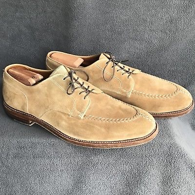 Razorback NST Blucher<br>Tan Suede<br>Crowd Fund Deposit