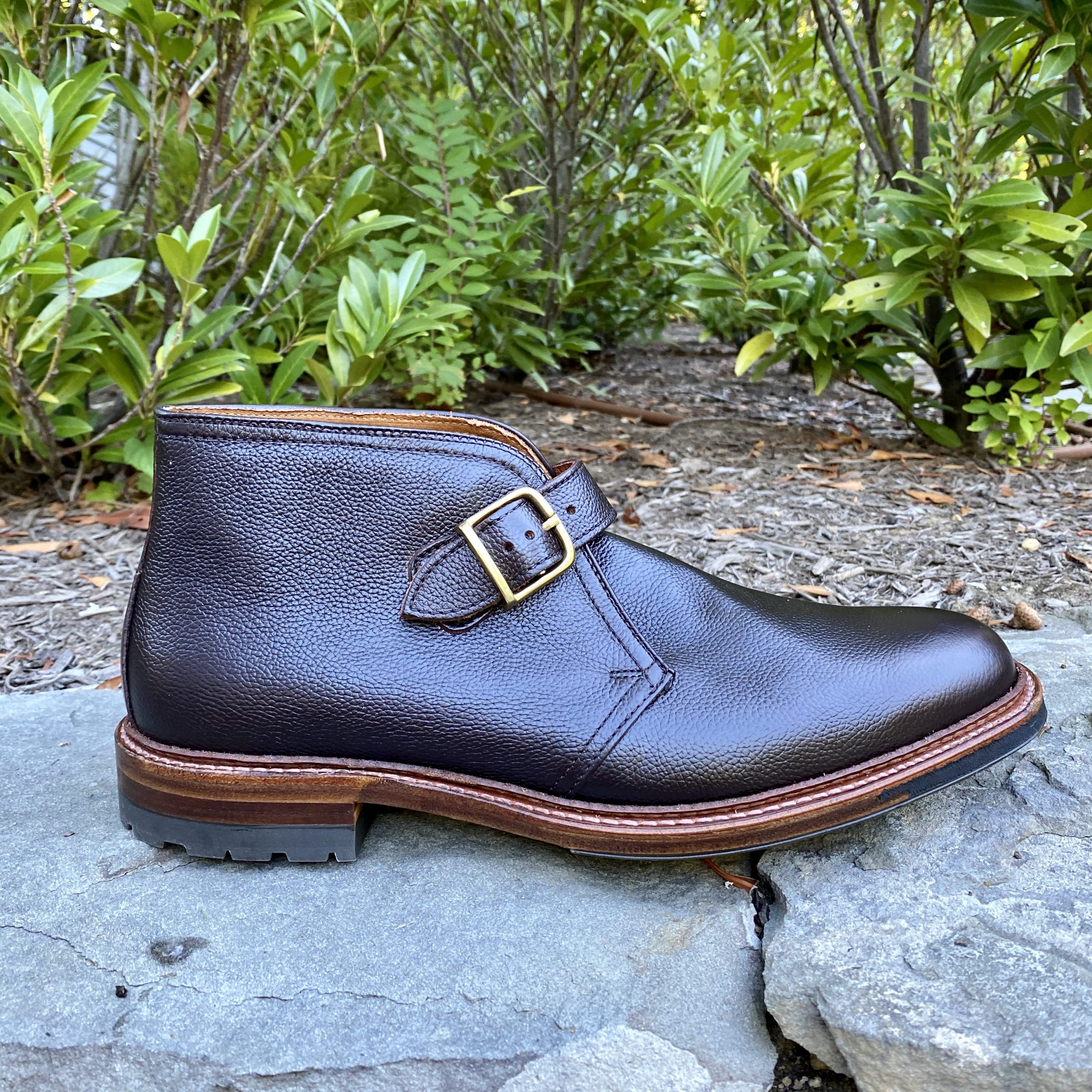 George Boot<br>Brown Regina Grain<br>D9704C