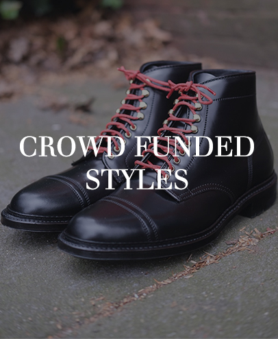 Crowd Funded Styles