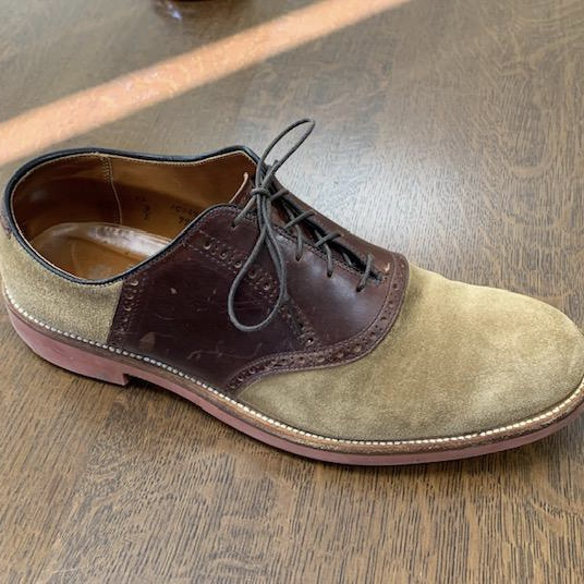 Valhalla Saddle Oxford<br>Brown CXL<br>Crowd Fund Deposit