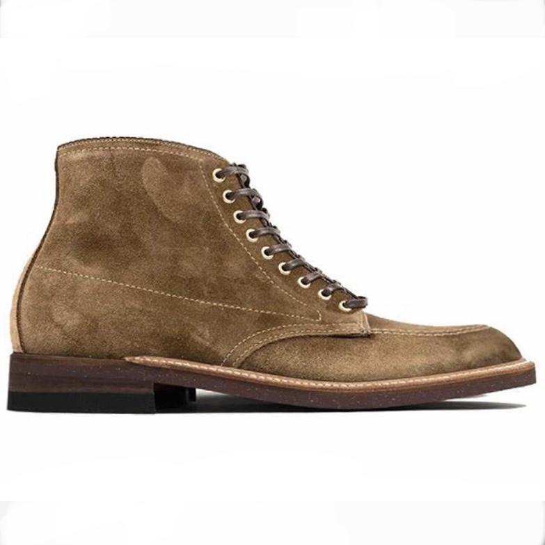 """""""Dade"""" Indy Boot<br>Snuff Suede<br>Neocork Sole"""