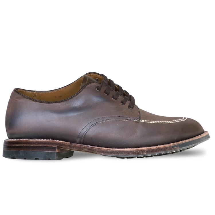 EDC Derby (Indy Shoe)<br>Tobacco Smooth Chamois<br>Crowd Fund Deposit