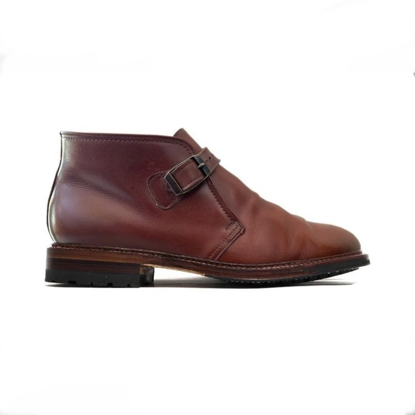 Madison Square George (MSG) Boot <br>Madison Brown Calf<br>Crowd Fund Deposit