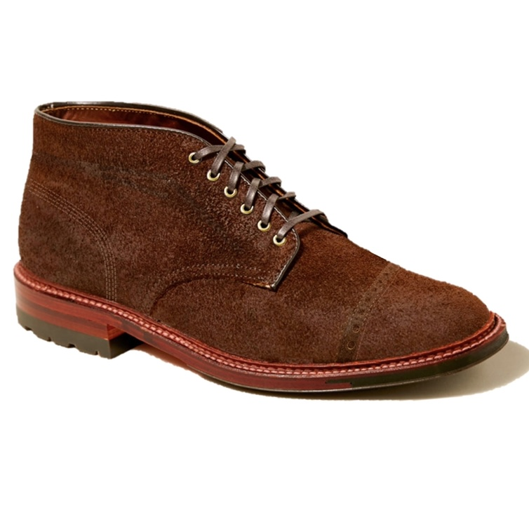 The Woodruff<br>6 Eye PCT Chukka<br>Crowd Fund Deposit