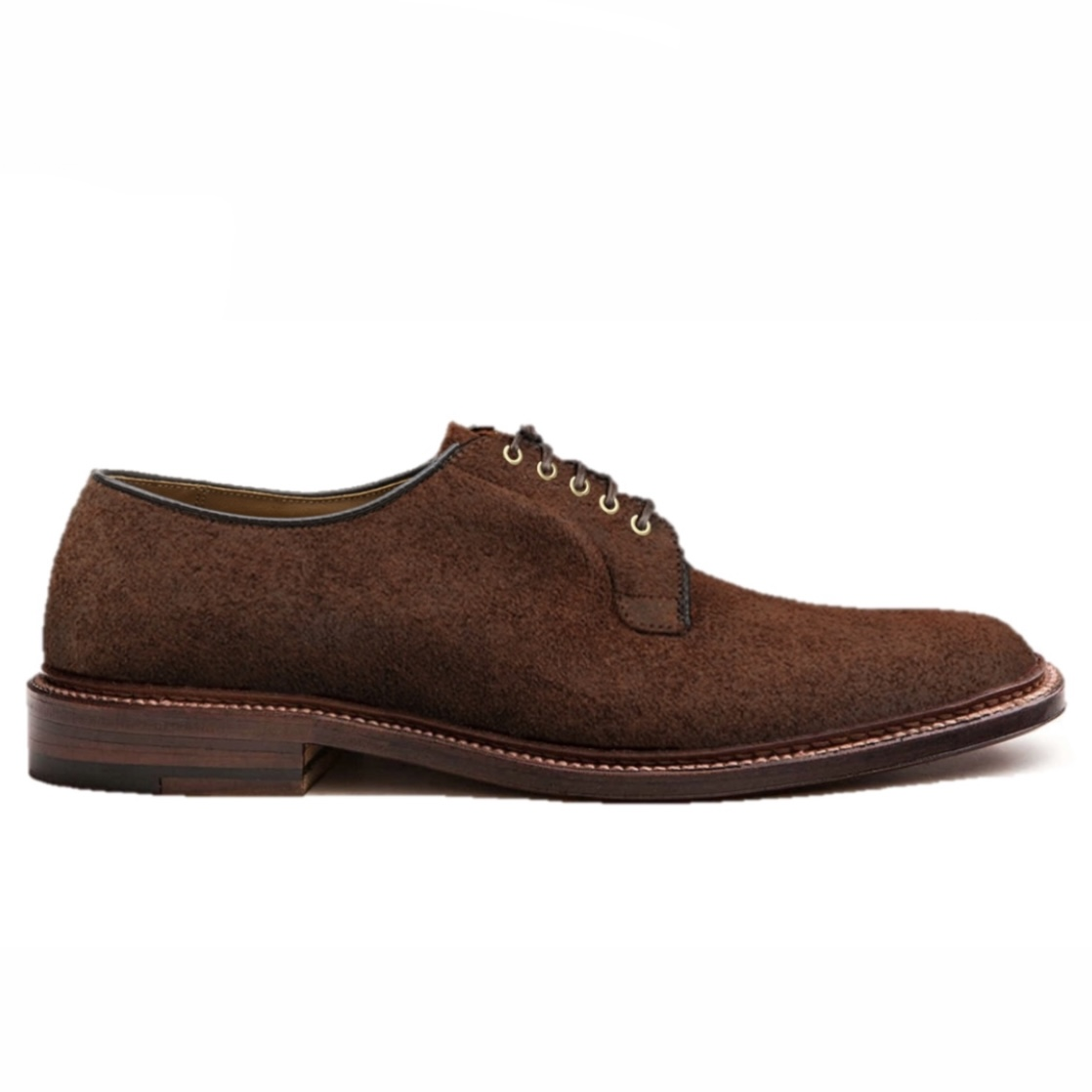The Barristan Blucher<br>Tobacco Reverse Chamois<br>Crowd Funder