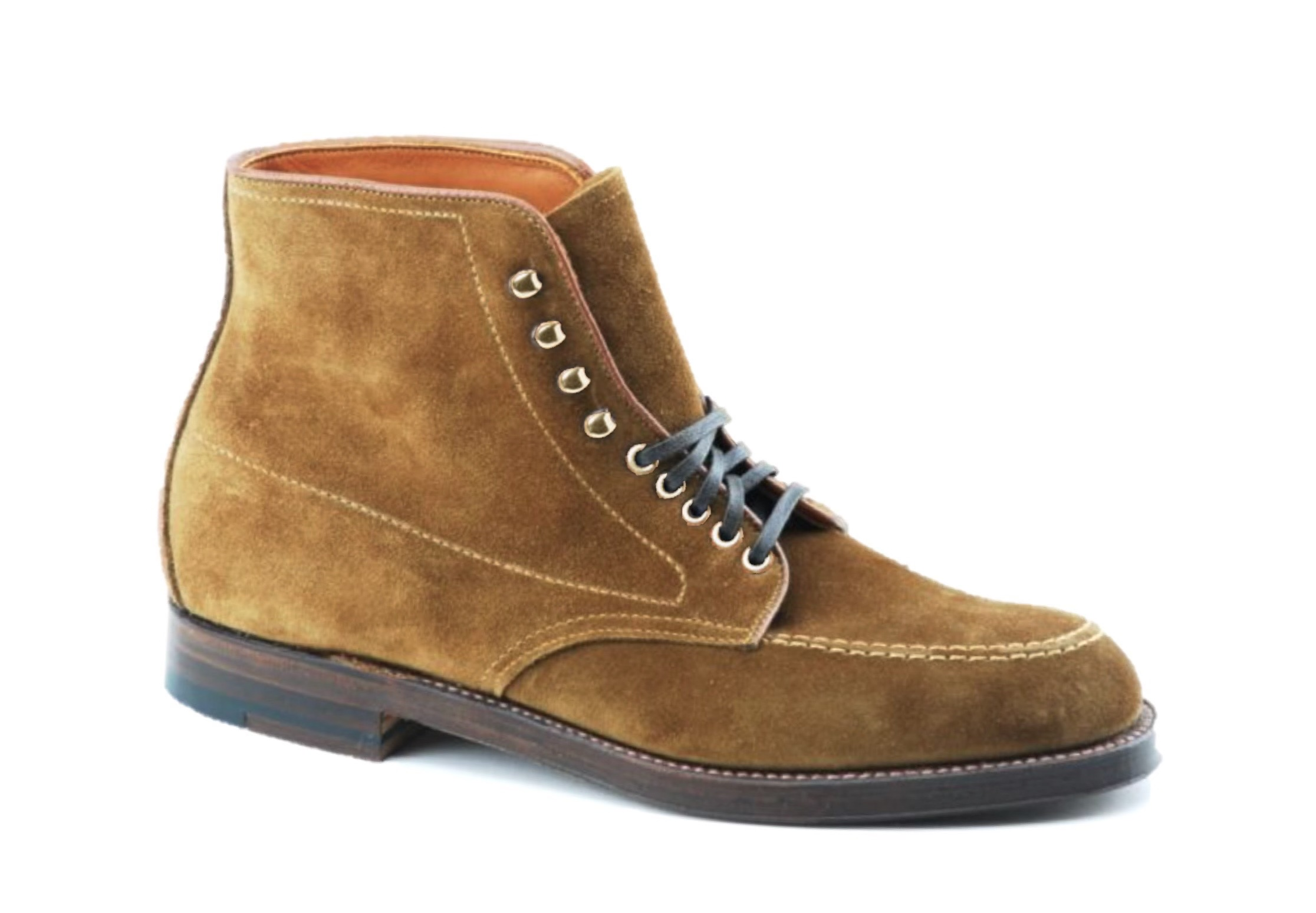 """The """"All State"""" Indy<br>Snuff Suede<br>Workshop (Copy)"""